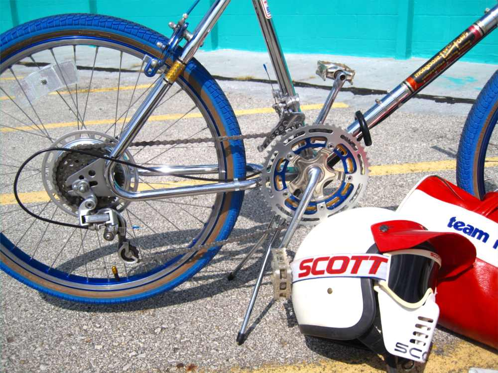 DRIVE TRAIN: 1982 Mongoose Two-Four RAGBRAI