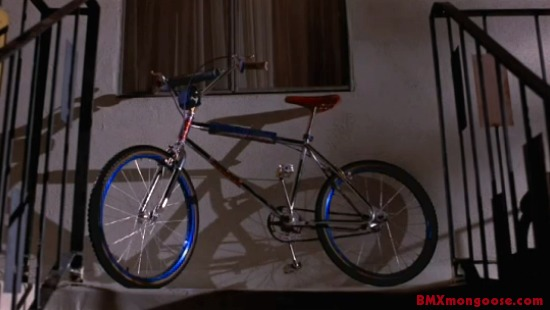 Karate Kid Bike Mongoose two/four