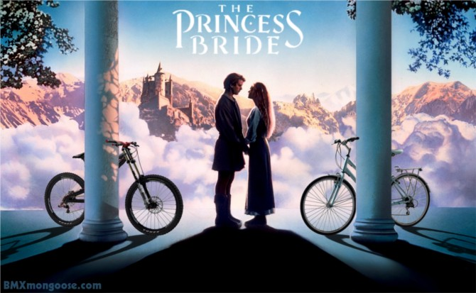 The Princess Bride - Dread Pirates - Bike MS